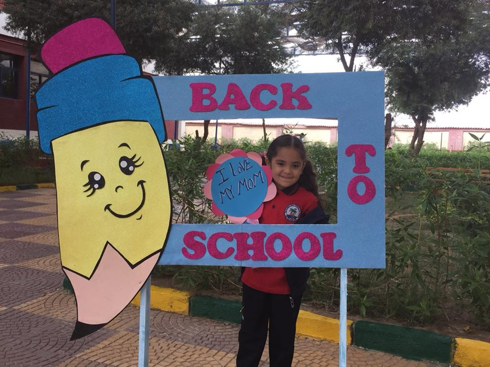 1st day at school 2018